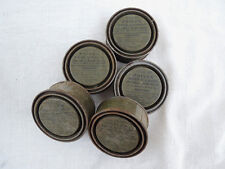5x Dose US Vietnam Korea WW2 Brennpaste Kocher Fuel tablet Ration Heating