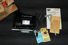 NEW VINTAGE WEN  STROKE VARIABLE SPEED SCROLL SAW