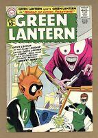 Green Lantern (1st Series DC) #6 1961 GD/VG 3.0