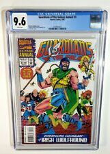 GUARDIANS OF THE GALAXY ANNUAL #3 CGC 9.6 MARVEL 1993 *ONLY 9.6 ON CENSUS*