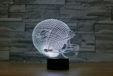 NFL MIAMI DOLPHINS Illusion Night Light Des 3D Acrylic LED 7colors USB USA