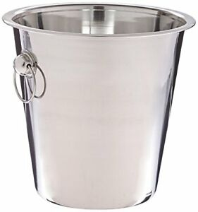 Wine Champagne Ice Bucket Chiller Cooler Beer Beverage Bar Tools Stainless Steel