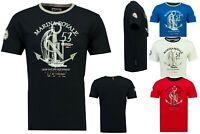 Geographical Norway Herren TShirts Kurzarm T-shirts Hemd J Boat S M L XL 2XL 3XL