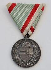 Hongrie: Médaille commémorative 1914-1918