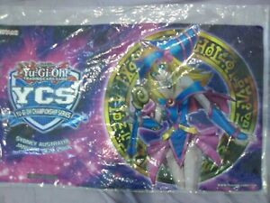 Yugioh YCS 2014 SYDNEY Dark Magician Girl Playmat in Mint Condition