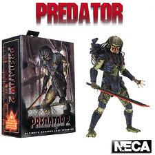 "NECA Predator 2 Ultimate Armored Lost Predator 7"" Action Figure New UK Official"