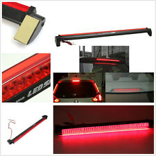 Red 40LED Vehicles Rear Windscreen High Mount Third Brake Light Tail Lamp Strip