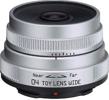 Pentax 6.3mm F7.1 Q4 Toy Wide-Angle Lens For Q Mount Cameras 22097*, London