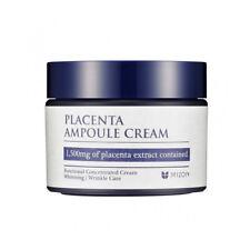 Mizon Placenta Ampoule Cream 1.69fl.oz/50ml [Free USA Shipping]