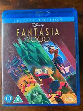 Fantasia 2000 Blu-ray 1999 Walt Disney's 38th Animated Movie Classic