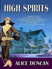 High Spirits (Five Star Expressions), Alice Duncan, Good Condition, Book