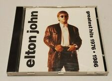 ELTON JOHN GREATEST HITS 1976 1986 - CD