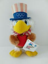 Sam The Olympic Eagle 1984 LA Los Angeles Olympic Mascot 1980 Plush Tag NEW