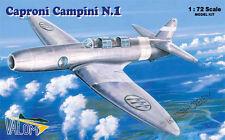 Valom Models 1/72 Caproni Campini N.1 Model Kit