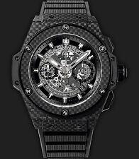 Hublot Big Bang King Power UNICO SKELETON All-Black Carbon 48mm 701.QX.0140.RX