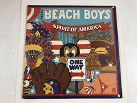 The Beach Boys Spirit Of America LP 1975 Capitol Gatefold SVBB-11384 Vinyl