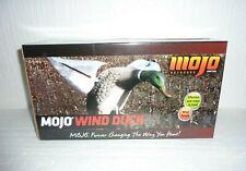 Mojo Outdoors Wind Duck Drake Mallard Wind-Powered Spinning-Wing Decoy