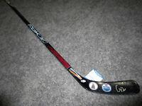 CONNOR MCDAVID Edmonton Oilers Autographed SIGNED Hockey Stick w/ BAS COA