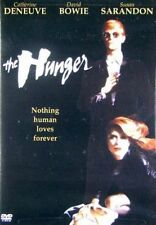 The Hunger DVD 1983 Catherine Deneuve David Bowie
