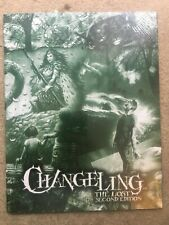 Changeling The Lost Storyteller's Screen - White Wolf - NIS