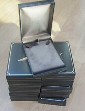 10 x Shop display Jewellery boxes for pendants necklaces Bracelets etc Free post