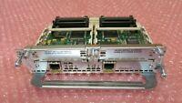 Cisco 800-04797-01E0 NM-2FE2W Dual-Port Fast Ethernet Network Module