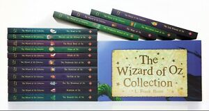 Wizard of Oz 15 Books Children Collection Paperback Box Set By - L. Frank Baum