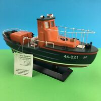 Waveney Class Lifeboat Wooden Model RNLI 44 021 Royal National Institution Sea R
