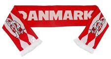 Denmark Danmark Football Scarf