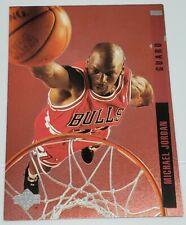 Michael Jordan 1993 Upper Deck SE Behind The Glass #G11 Insert The Last Dance