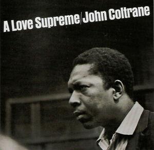John Coltrane - A Love Supreme - Vinyl Record LP (NEW & SEALED)