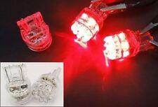 RED 7443 7440 992 15 SMD LED Brake Light For Toyota Lexus Mazda High Power Bulb