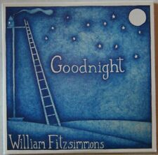 Williams Fitzsimmons Goodnight Adv Cardcover CD 2006 Folk World