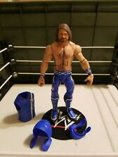WWE Action figure Mattel ELITE AJ Styles Wrestling WWE WCW TNA AEW WWF