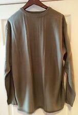MARQUIS Crewneck Light Sweater Beige Color Size L