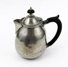 LIBERTY & Co PEWTER COFFEE POT c1910 ARTS & CRAFTS