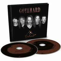 GOTTHARD Defrosted 2 (2018) Limited Edition Deluxe Digibook 2-CD NEW/SEALED