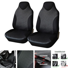 2Pcs Car Front Seat Cushion Seat Covers For Car Accessories 3MM Fit Four Seasons