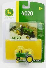 ERTL 1:87 HO SCALE *JOHN DEERE* Model 4020 Tractor w/Narrow Front NIP!