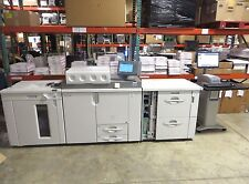 RICOH Pro C901 / C901s Graphic Arts + Color Copier 1.5 M Page Count Good Working