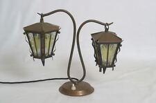 verspielte 50er Jahre Tischlampe Laternen alte Lampe Fernsehlampe