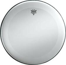 Remo Powerstroke 3 Smooth White Bass Drum Head with No Stripe (24in)