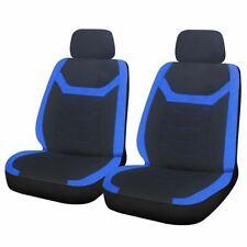 Blue Full Set Front Car Seat Covers for VW Volkswagen Toureg All Models