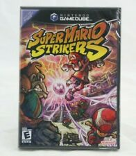 Super Mario Strikers (Nintendo GameCube, 2005) Brand New Factory Sealed
