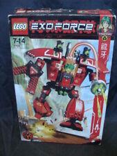Lego 7-14 7701 Exo Force Takeshi