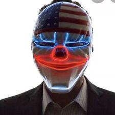 The Purge Plastic Costume Masks \u0026 Eye Masks for sale