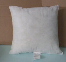 """Pillow Form Insert Square Hypo-Allergenic 20"""" x 20"""" *New*"""