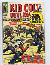 Kid Colt Outlaw #121 Marvel 1963