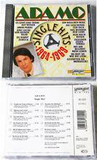 ADAMO singlehits 1964-1969/les allemands originaux... CD TOP