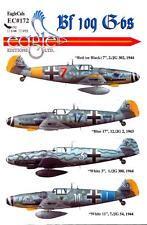 EagleCals Decals 1/32 MESSERSCHMITT Bf-109G Fighter Collection Part 2